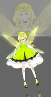 [ADOPT 89][AUCTION][OPEN] Ginkgo Fairy by tomiden