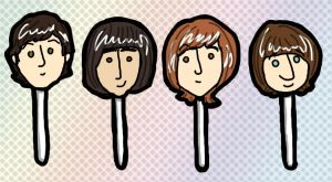 BEATLEPOPS by mcdoofus
