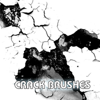 Crack Effect Brushes by esso-ART