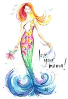 Love Your Mama by jenniferlilya