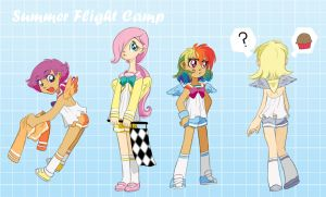 MLP - Flight Camp by ZOE-Productions