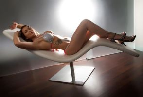 Lounge Chair by wphotography