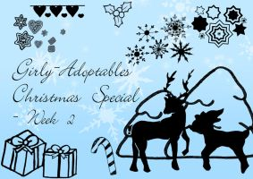 Advent Special and Contest! by Girly-Adoptables
