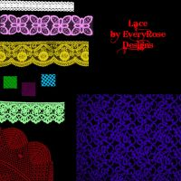 Lace by EveryRoseDesigns