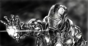 Ironman by Jaimus