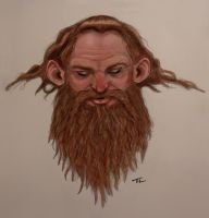 Gimli son of Gloin by tree27