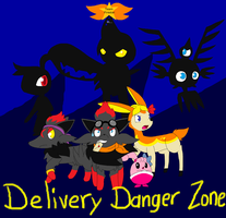 Team Firestar - Delivery Danger Zone by Hawkeye-Ryuu