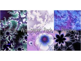 Fractal Wallpaper Pack by alana-m
