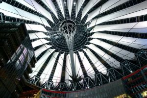 Sony Center by philipkurz