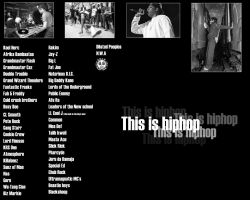 THIS IS HIPHOP by spindosis