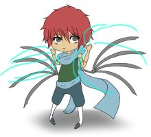 sasori chibi request by naruslittlefoxy