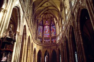 St. Vitus Cathedral by joiedevivre89