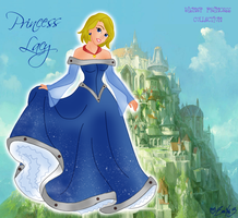 :+: Disney Princess Lacy :+: by zoro4me3