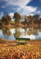 Sit and take a breath... by TomaszPrzybylo