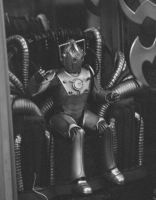 Cyberman Emperor by Neville6000