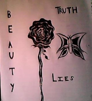 Beauty: Truth/Lies by PoetsCurse713