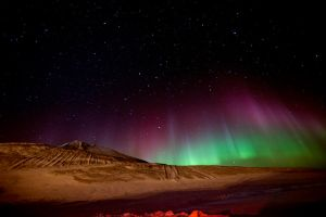 Aurora Australis by opticverve