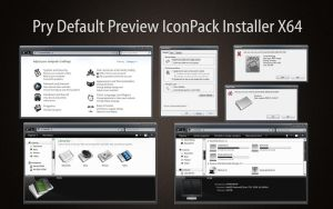 Pry iconPack Def Inst X64 by Mr-Ragnarok