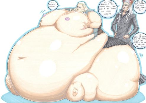 prince of fatness part 6 by prisonsuit-rabbitman