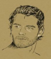 Henry Cavill by workofaart