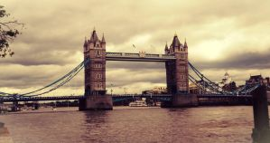 Tower Bridge by SummerHaze132