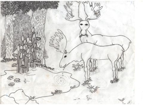 ok this is some random Moose by Vampirats