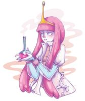 Princess  Bubblegum by TrololhAnime