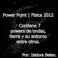 POWER POINT | Fisica 2012 by IsiSmileEditions