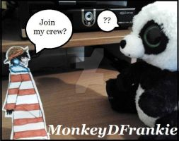 Join my crew? by MonkeyDFrankie