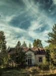 Abandoned House called the FRIDAY by JanneFlinck
