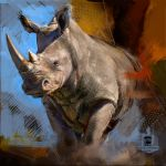 20160929 Rhino Psdelux by psdeluxe