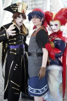 Chrono Cross by Pancake-mix