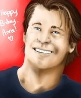 Chris Hemsworth birthday gift by Alivewhenever
