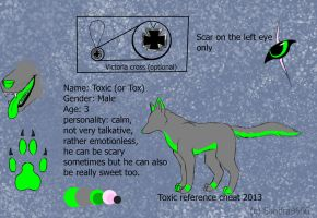Toxic reference cheat 2013 by sandra9666
