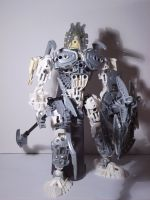 Bionicle Re-design: ToO by Khanco