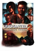 Uncharted 2: Among Thieves by Kmadden2004