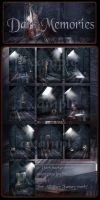 Dark Memories backgrounds by moonchild-ljilja