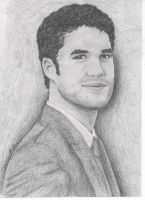 Darren Criss commission... by wolf2307
