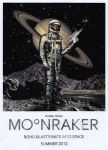 Moonraker remake poster by micassogta
