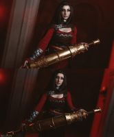 TES: Skyrim - Serana - You should take this by MilliganVick