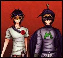 SP - Super Duper Heroes by Wolfs-Angel17