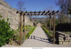 Castle Grounds 12 by AnitaJoy-Stock