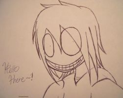 Jeff LE KILLER by UnderstandDarkness