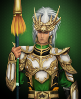 Ma Chao by Maszrum