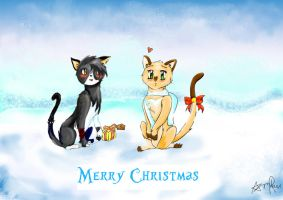 Merry Christmas from Midnight by EmoCat26