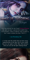 Tutorial Make Up Request by lauraypablo