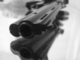 Pull the Trigger by Lills11