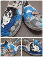 Homestuck Shoooes by MiracleKilljoy