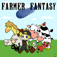 Farmer Fantasy by SweetUndine
