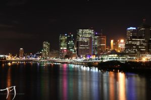 Brisbane City 2 by MrTimRoc